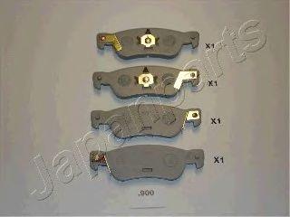 Тормозные колодки JAPANPARTS PP-900AF