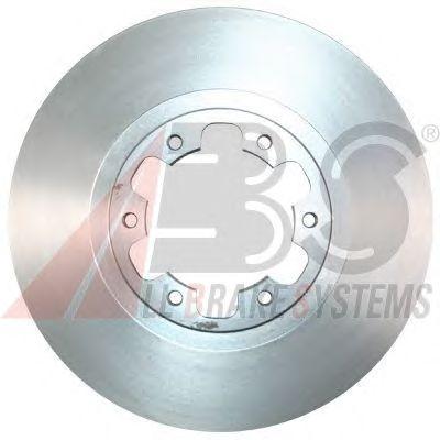 Тормозной диск A.B.S. 16989