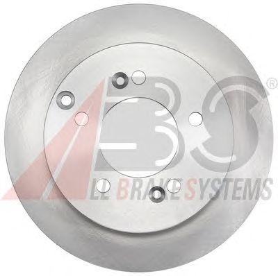 Тормозной диск A.B.S. 17897