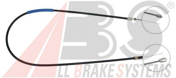 Трос ручника A.B.S. K12188