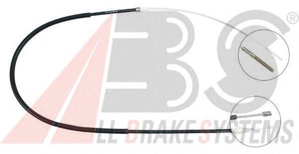Трос ручника A.B.S. K12526