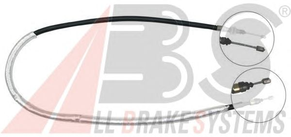 Трос ручника A.B.S. K13348