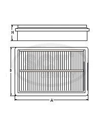Воздушный фильтр SCT Germany SB 2201