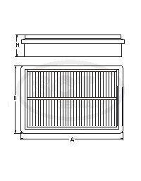 Воздушный фильтр SCT Germany SB 2205