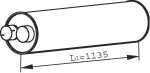 Резонатор DINEX 21394