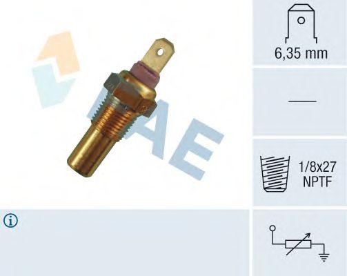 Датчик температуры охлаждающей  жидкости FAE 31270