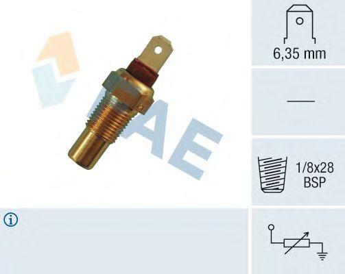 Датчик температуры охлаждающей  жидкости FAE 31570
