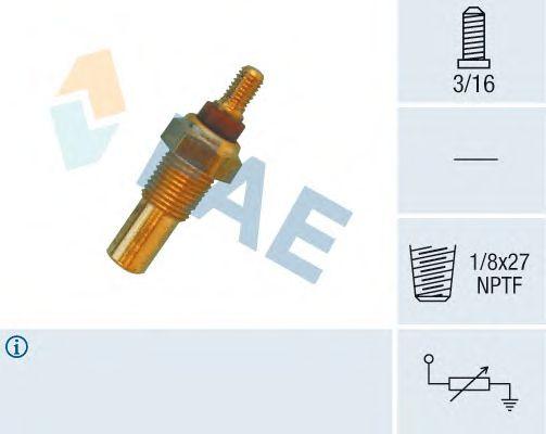 Датчик температуры охлаждающей  жидкости FAE 32020