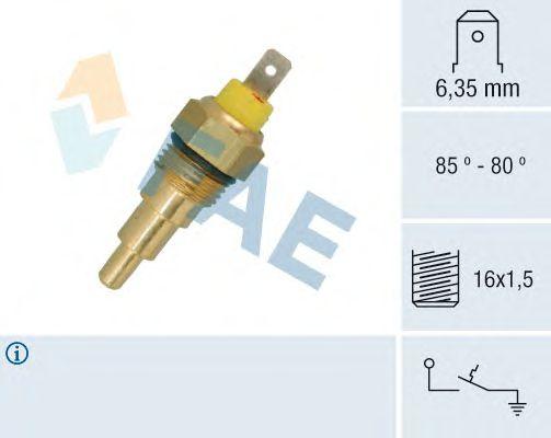 Датчик включения вентилятора FAE 37630