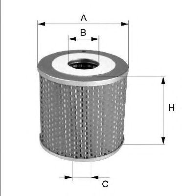 Масляный фильтр FILTRON OE664
