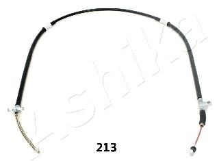 Трос ручника ASHIKA 131-02-213