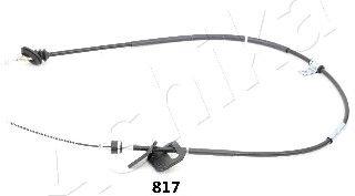 Трос ручника ASHIKA 131-08-817