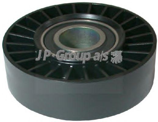 Направляющий / паразитный ролик  поликлинового ремня JP GROUP 1118303500