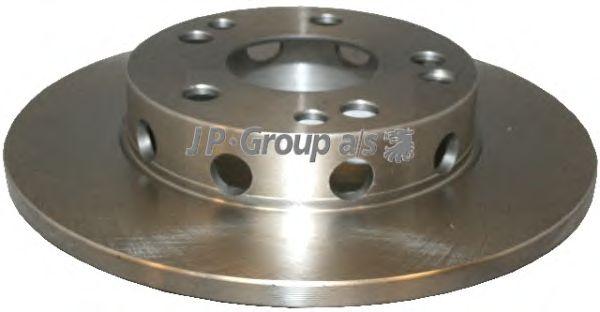 Тормозной диск JP GROUP 1363101200