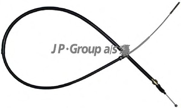 Трос ручника JP GROUP 1170301300
