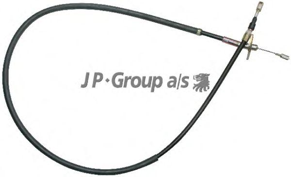 Трос ручника JP GROUP 1170303280