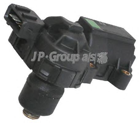 Поворотная заслонка, подвод воздуха JP GROUP 1215400400