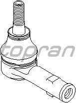 Наконечник рулевой тяги TOPRAN 205 456