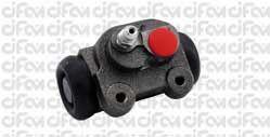 Колесный тормозной цилиндр CIFAM 101-810
