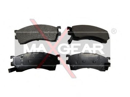 Тормозные колодки MAXGEAR 19-0565