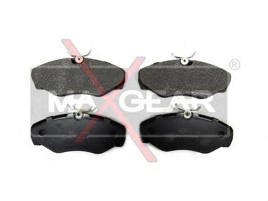 Тормозные колодки MAXGEAR 19-0610