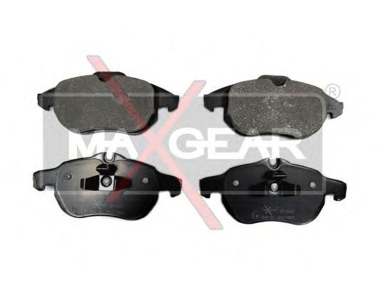 Тормозные колодки MAXGEAR 19-0632