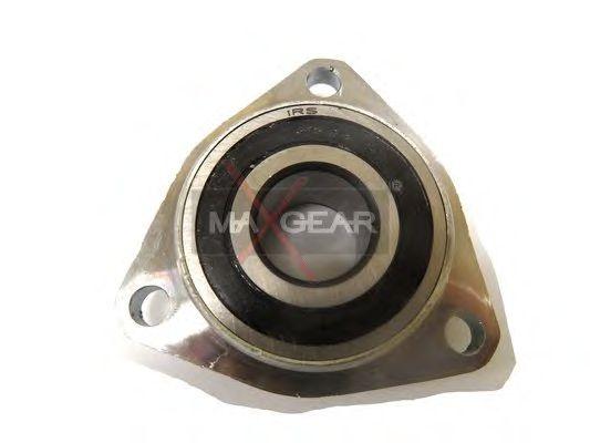 Подшипник, вал вентилятора - охлаждение мотора MAXGEAR 62-0073