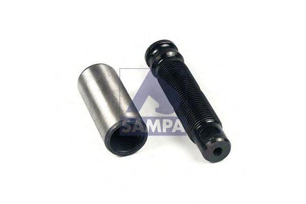 Ремкомплект, палец ушка рессоры SAMPA 030.524