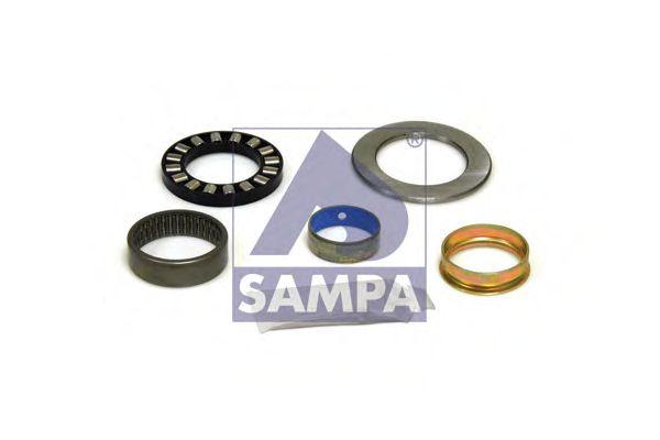 Ремкомплект суппорта SAMPA 095.698