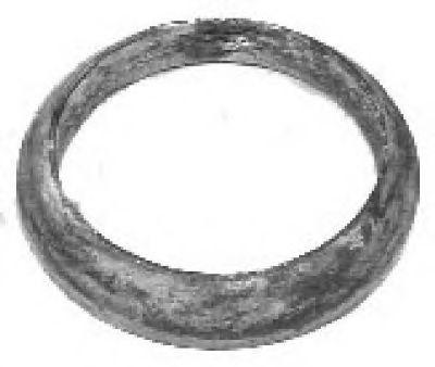 Прокладка, труба выхлопного газа Metalcaucho 04166