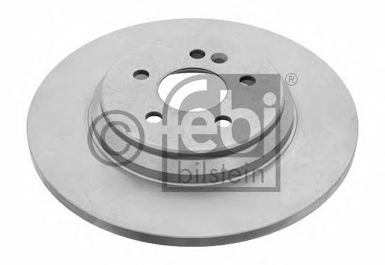 Тормозной диск FEBI BILSTEIN 24350