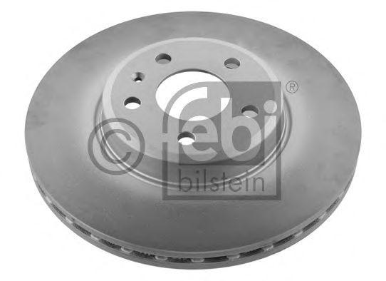 Тормозной диск FEBI BILSTEIN 36232