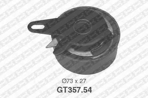 Натяжной ролик ремня ГРМ SNR GT357.54
