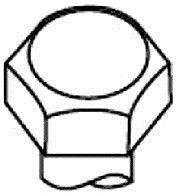 Комплект болтов головки блока цилиндров (ГБЦ) PAYEN HBS223