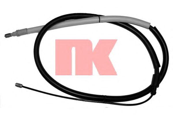 Трос ручника NK 901951