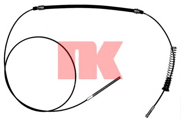Трос ручника NK 902358