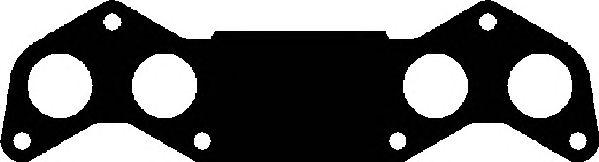 Прокладка выпускного коллектора AJUSA 13075900