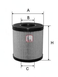 Масляный фильтр SOFIMA S 5060 PE