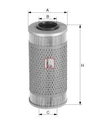 Топливный фильтр SOFIMA S 6687 N