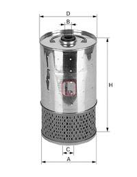 Масляный фильтр SOFIMA S 7510 O