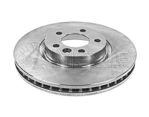 Тормозной диск MEYLE 115 521 1054