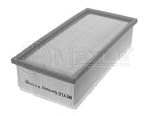 Воздушный фильтр MEYLE 30-12 321 0005