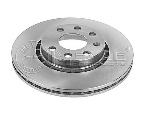 Тормозной диск MEYLE 615 521 6005