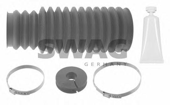 Комплект пыльников рулевой рейки SWAG 20 92 7086