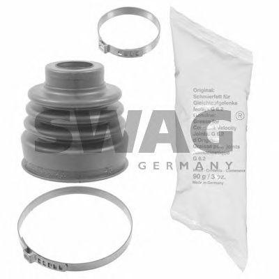 Комплект пыльника ШРУСа SWAG 70 91 2831