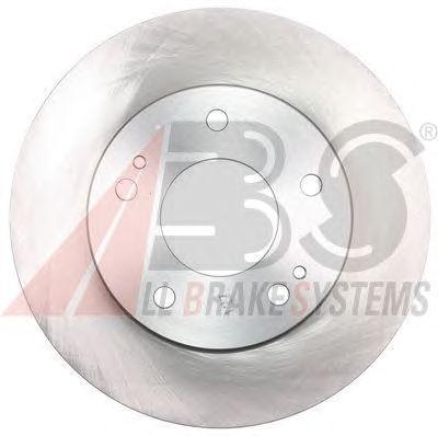 Тормозной диск A.B.S. 16864