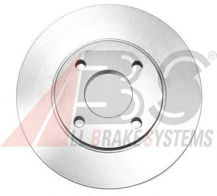 Тормозной диск A.B.S. 17007