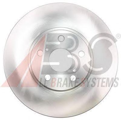 Тормозной диск A.B.S. 17187