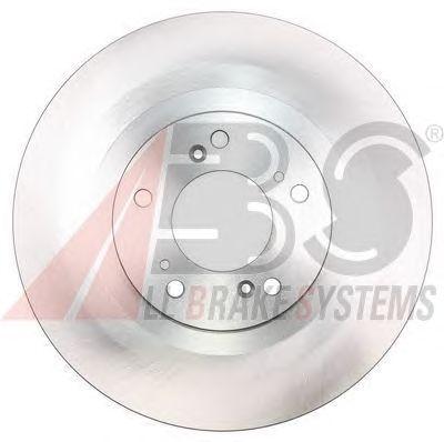 Тормозной диск A.B.S. 17466