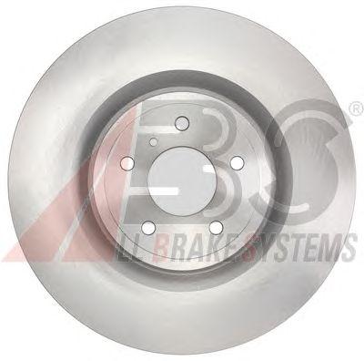 Тормозной диск A.B.S. 18215